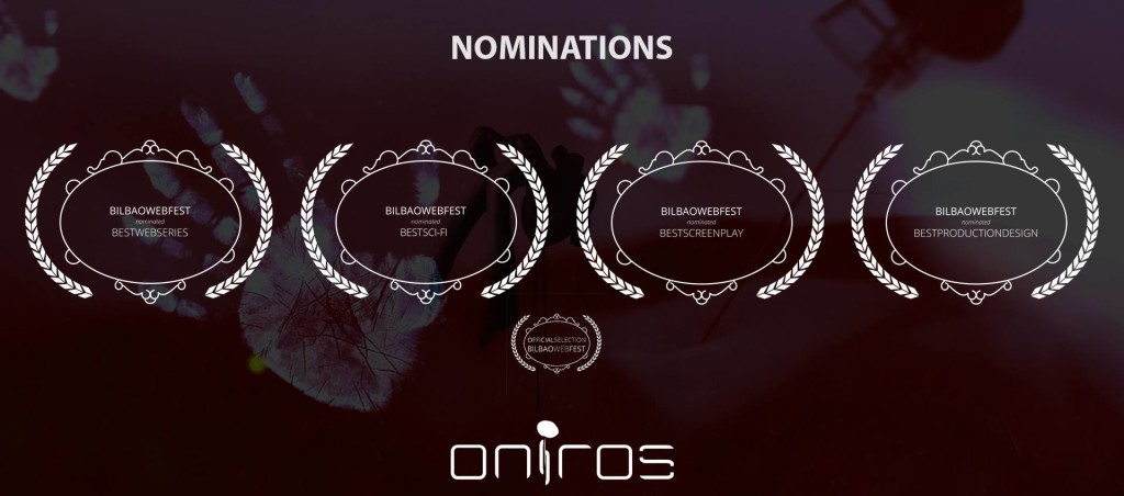 NOMINATIONS AT BILBAO WEBFEST